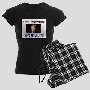 TRUMP WINS Pajamas