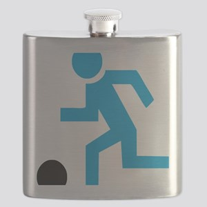 soccer Flask