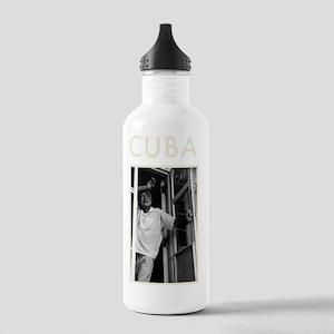 Cuba Tee Stainless Water Bottle 1.0L
