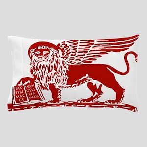 LionRed Pillow Case