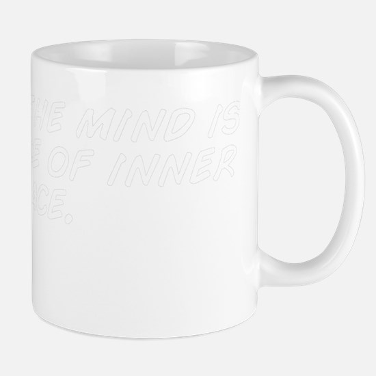 Training the mind is the source of inne Mug