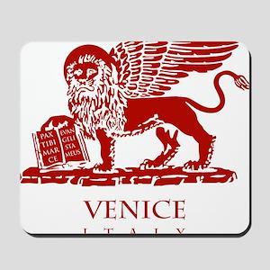 Venice Lion Mousepad