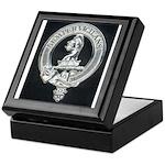 Wilson Badge on Keepsake Box