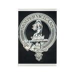 Wilson Badge on Rectangle Magnet (100 pack)