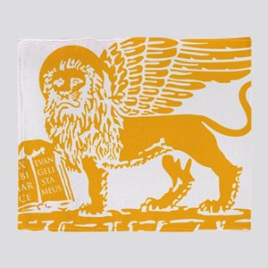 LionGalben Throw Blanket