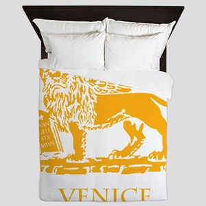 venetian flag Queen Duvet