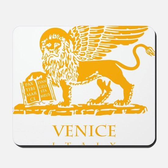 venetian flag Mousepad
