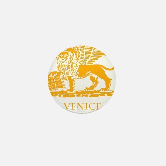 venetian flag Mini Button