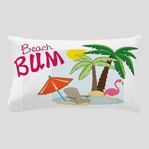 Beach Bum Pillow Case