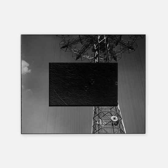 Coney Island Parachute Jump 1673054 Picture Frame