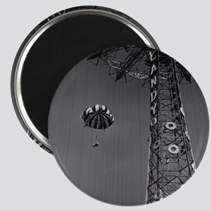 Coney Island Parachute Jump 1673054 Magnet