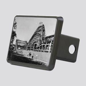 Coney Island Cyclone Rolle Rectangular Hitch Cover