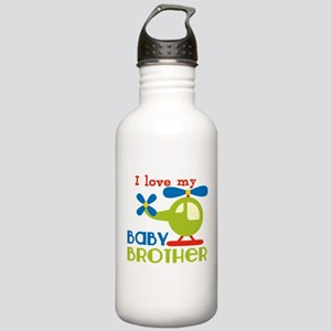 I love my baby brother Stainless Water Bottle 1.0L