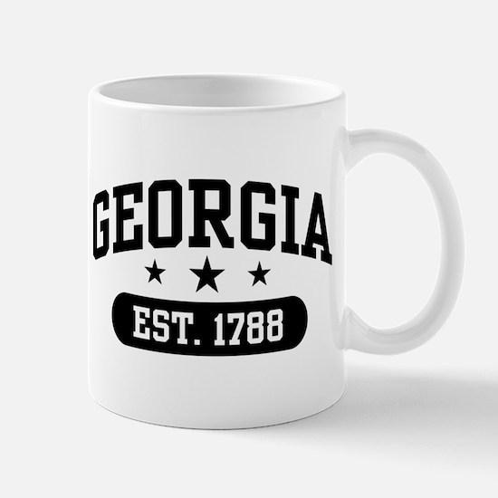 Georgia Est. 1788 Mug
