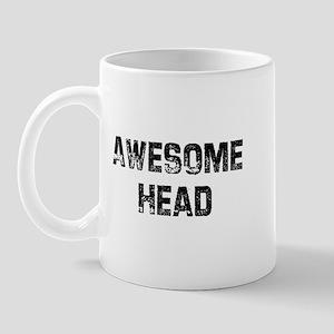 Awesome Head Mug