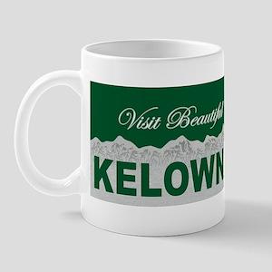 Visit Beautiful Kelowna, Bri Mug