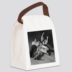 Coney Island Attractions 1773988 Canvas Lunch Bag
