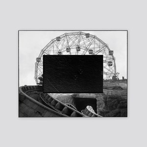 Coney Island Amusement Rides 1826612 Picture Frame