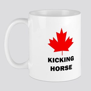 Kicking Horse, British Columb Mug