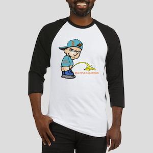 Piss on MS Baseball Jersey
