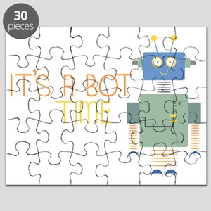 Its A Bot Time Puzzle