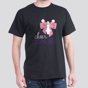 Cheer Captain Dark T-Shirt