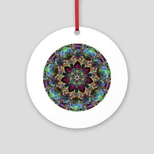 Harmony Round Ornament