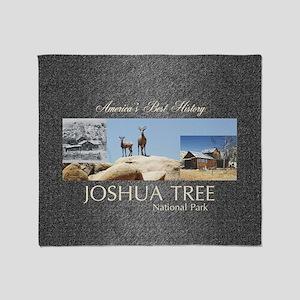 ABH Joshua Tree Throw Blanket