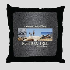 ABH Joshua Tree Throw Pillow
