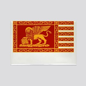 venetian flag Rectangle Magnet