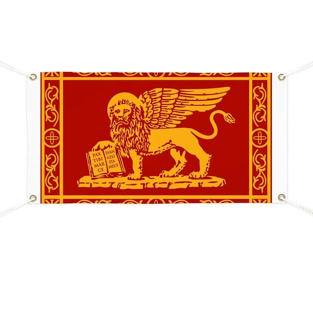 Football Rugs St George Flag Kids: Venetian Flag Rug Banner By Admin_CP30017488