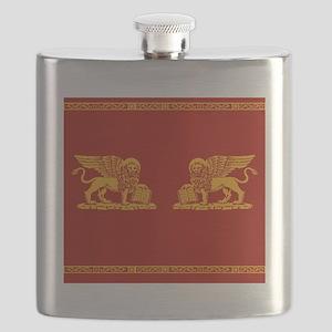 venetian flag Flask