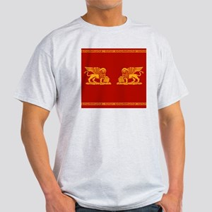 venetian flag Light T-Shirt