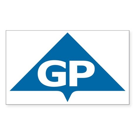 GP Sticker (Rectangle)