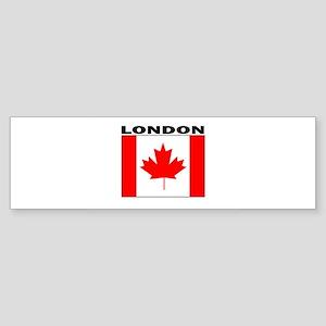 London, Ontario Bumper Sticker