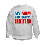 Hero Mom Kids Sweatshirt