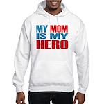 Hero Mom Hooded Sweatshirt