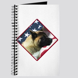 Akita Flag 2 Journal