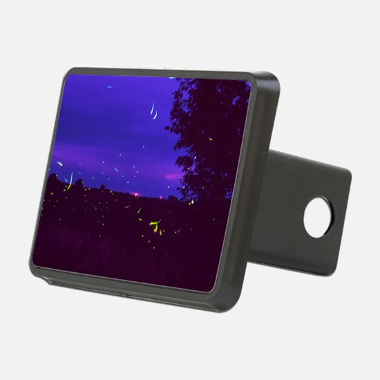 Fireflies over bean fields Hitch Cover