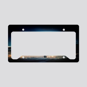 First hydrogen bomb explosion License Plate Holder