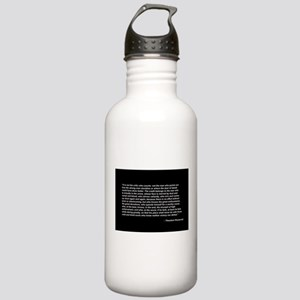 roosevelt_print Stainless Water Bottle 1.0L