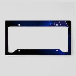 Galileo navigation satellites License Plate Holder