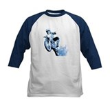 Dirt bike Baseball T-Shirt