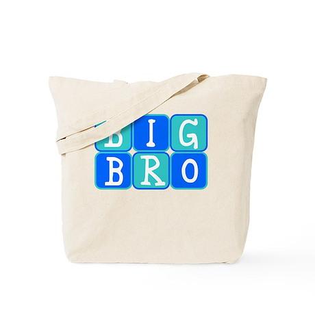 Big Bro (Blue/Green) Tote Bag