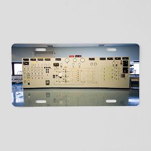 t1900520 Aluminum License Plate