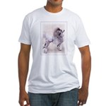 Poodle Fitted T-Shirt