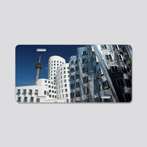 t8350510 Aluminum License Plate