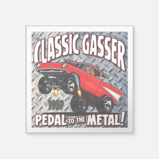 57 Gasser Products Sticker