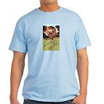 Crop Circle and Dogma Free Light T-Shirt
