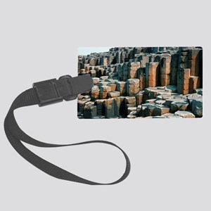 Giant's Causeway Large Luggage Tag